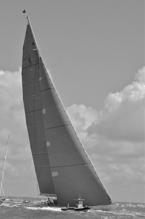 J Class, Solent, 2012